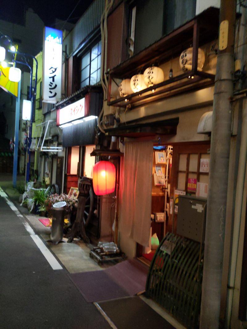 なかむら参と今池 201117